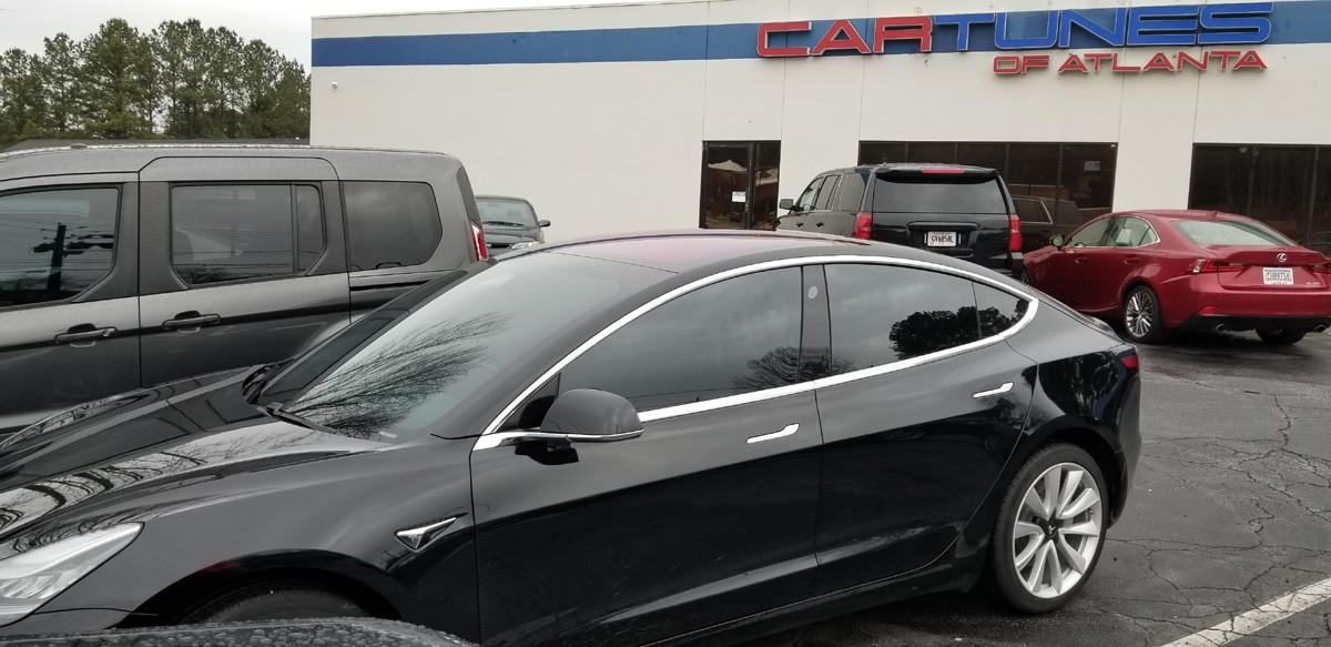 Tesla Dual Motor model 3